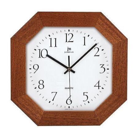Lowell 02822C Dizajnové nástenné hodiny 27 x 27 cm