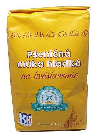 MLYN TRENČAN Pšeničná múka hladká na kváskovanie 1kg